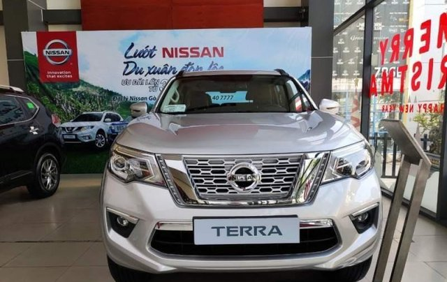 Cần bán Nissan Terra đời 2018, xe nhập, giá 986tr0