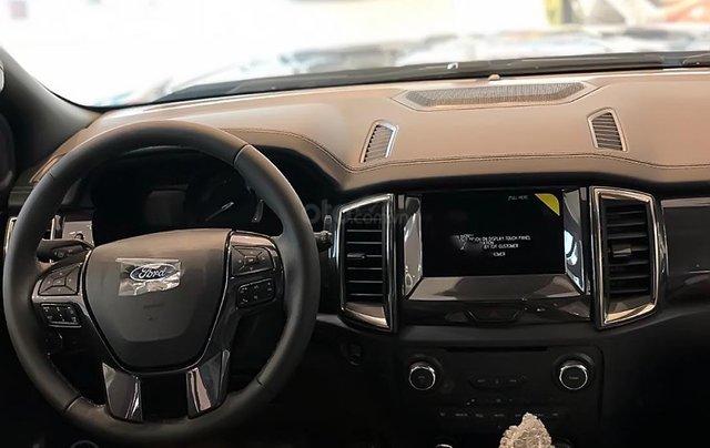 Bán Ford Everest Titanium 2.0L 4x4 AT đời 2019, màu đen, nhập khẩu1