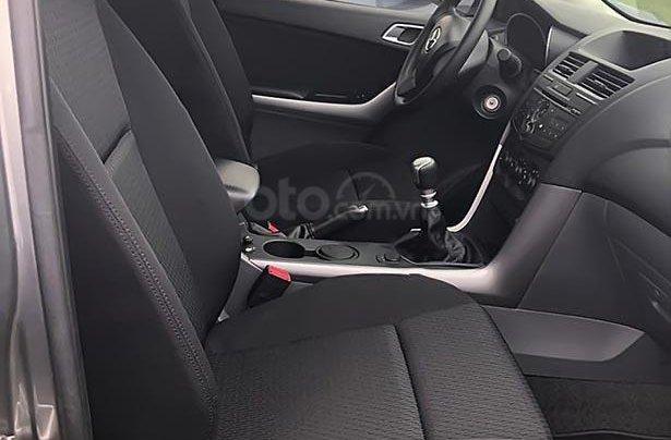 Bán xe Mazda BT 50 2.2L 4x4 MT sản xuất 2018, màu xanh lam, nhập khẩu, giá 620tr4