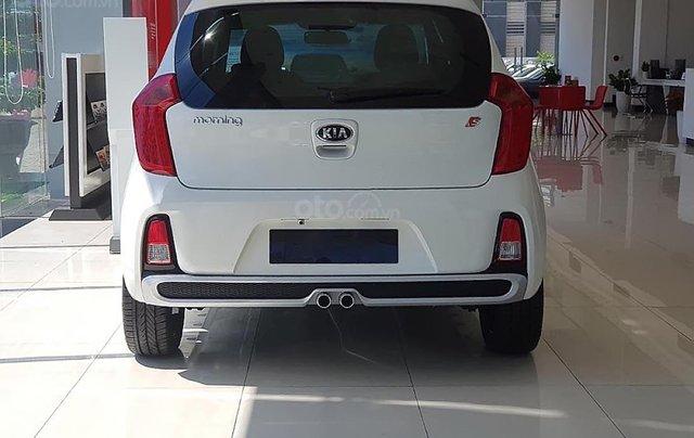 Bán xe Kia Morning S AT năm sản xuất 2019, màu trắng1