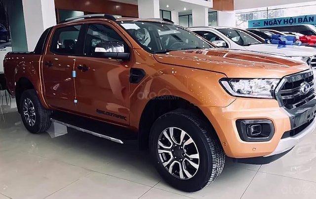 Cần bán Ford Ranger năm 2019, nhập khẩu, giá tốt0