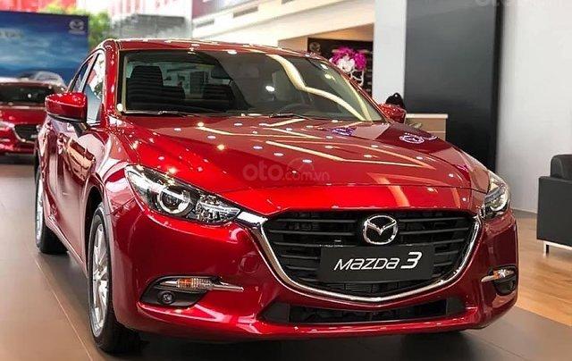 Bán xe Mazda 3 Facelift đời 2019, màu đỏ4