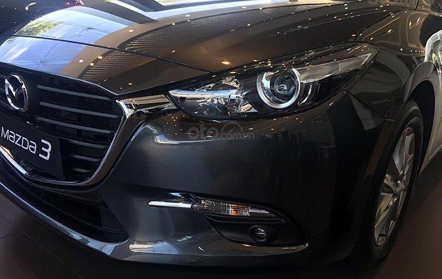 Bán xe Mazda 3 1.5AT năm 2019, màu xanh lam2