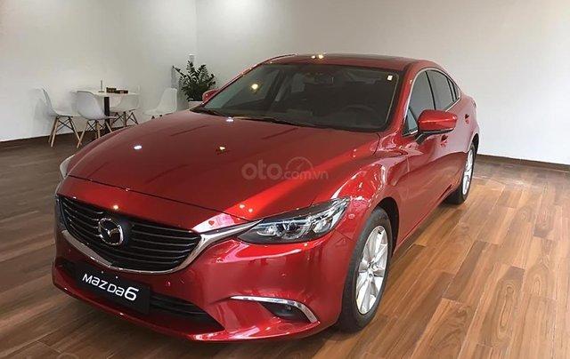 Bán xe Mazda 6 2.0L sản xuất 2019, màu đỏ2