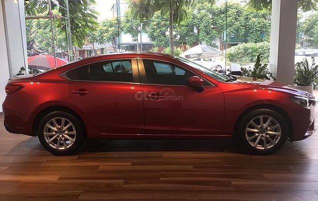 Bán xe Mazda 6 2.0L sản xuất 2019, màu đỏ4