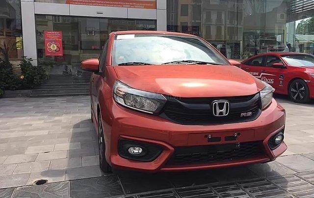 Bán xe Honda Brio RS sản xuất 2019, nhập khẩu3
