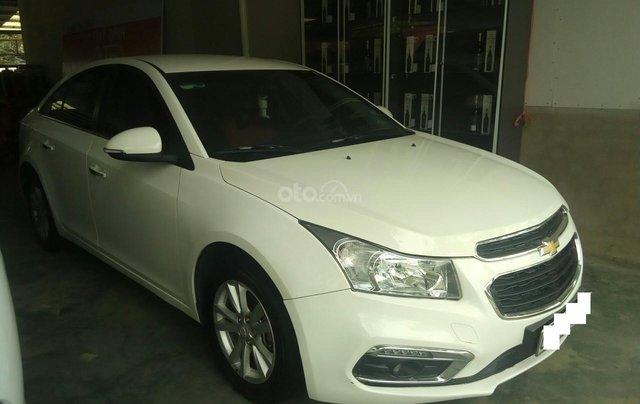 Có chiếc Chevrolet Cruze đời 2015, màu trắng biển Đồng Nai muốn được bán0
