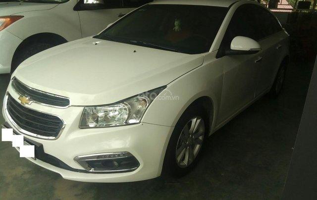 Có chiếc Chevrolet Cruze đời 2015, màu trắng biển Đồng Nai muốn được bán3