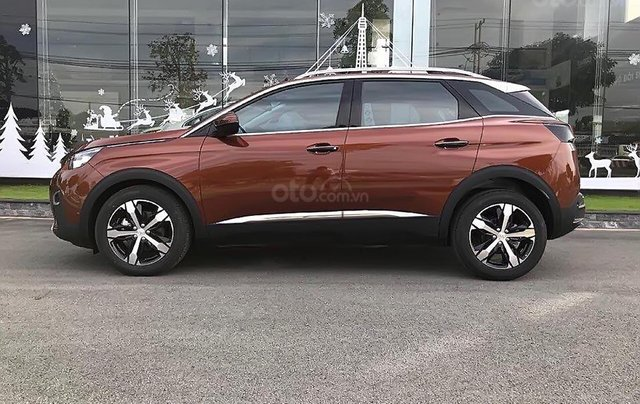 Bán xe Peugeot 3008 1.6 AT năm sản xuất 2019, màu nâu1