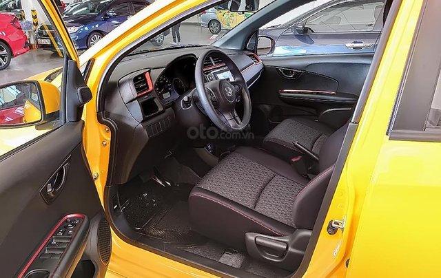 Cần bán xe Honda Brio RS sản xuất 2019, màu vàng, xe nhập1