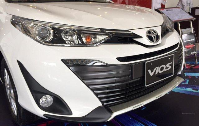 Giá xe Toyota Vios 1.5G 2019, giảm sập sàn, tặng bảo hiểm thân vỏ, hỗ trợ trả góp, chi tiết LH ngay 09788358501