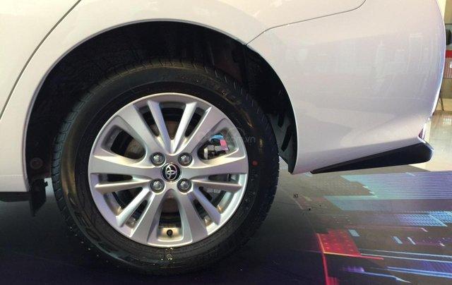 Giá xe Toyota Vios 1.5G 2019, giảm sập sàn, tặng bảo hiểm thân vỏ, hỗ trợ trả góp, chi tiết LH ngay 09788358502