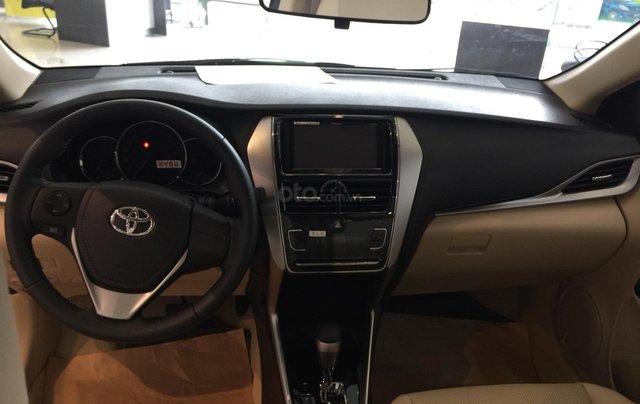 Giá xe Toyota Vios 1.5G 2019, giảm sập sàn, tặng bảo hiểm thân vỏ, hỗ trợ trả góp, chi tiết LH ngay 09788358506