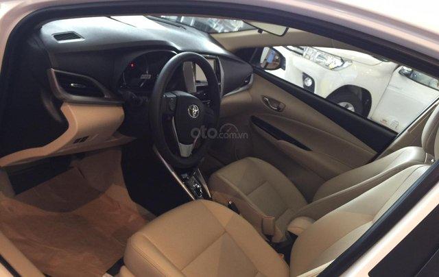 Giá xe Toyota Vios 1.5G 2019, giảm sập sàn, tặng bảo hiểm thân vỏ, hỗ trợ trả góp, chi tiết LH ngay 09788358507