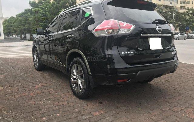 [Tín Thành Auto] bán Nissan X Trail 2.5 Premium 2017, màu đen1