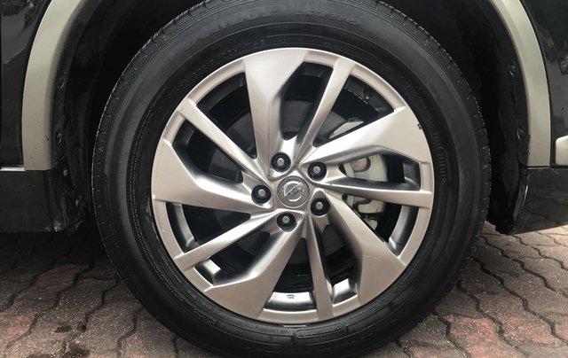 [Tín Thành Auto] bán Nissan X Trail 2.5 Premium 2017, màu đen4