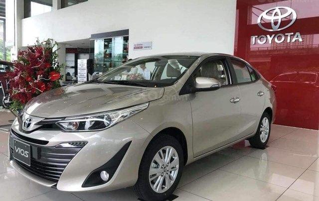Chỉ cần hơn 100 triệu đồng, sở hữu ngay chiếc xe Toyota Vios. Nhanh tay liên hệ SĐT 0981 00 55 82 để được tư vấn3