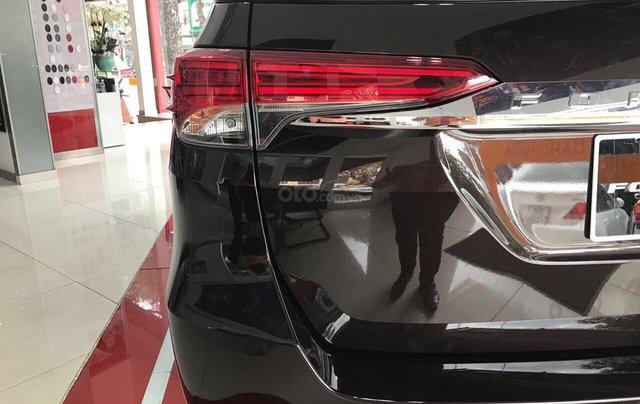 Bán Toyota Fortuner 2.4G MT 2019, khuyến mãi cực tốt3