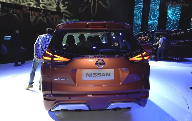 Nissan Grand Livina 2020 sẽ trình làng Việt Nam7