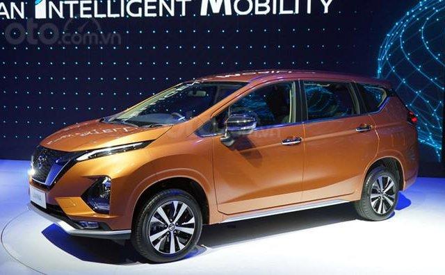 Nissan Grand Livina 2020 sẽ trình làng Việt Nam0