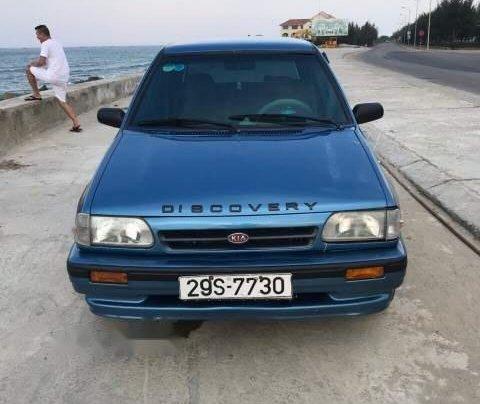 Bán Kia CD5 năm sản xuất 2003, màu xanh lam, xe nhập, giá 110tr0