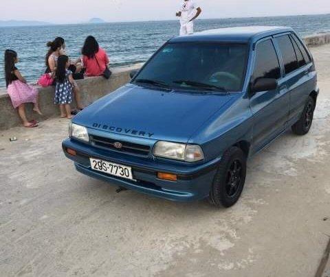 Bán Kia CD5 năm sản xuất 2003, màu xanh lam, xe nhập, giá 110tr1