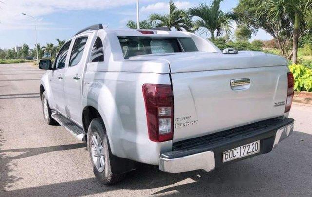 Bán xe Isuzu Dmax đời 2014, màu bạc, nhập khẩu nguyên chiếc, số sàn3