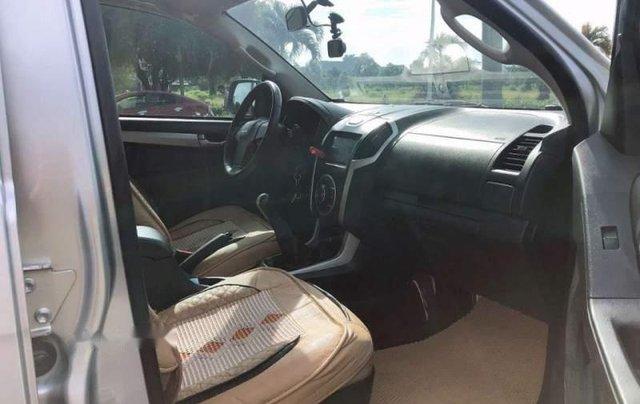 Bán xe Isuzu Dmax đời 2014, màu bạc, nhập khẩu nguyên chiếc, số sàn5