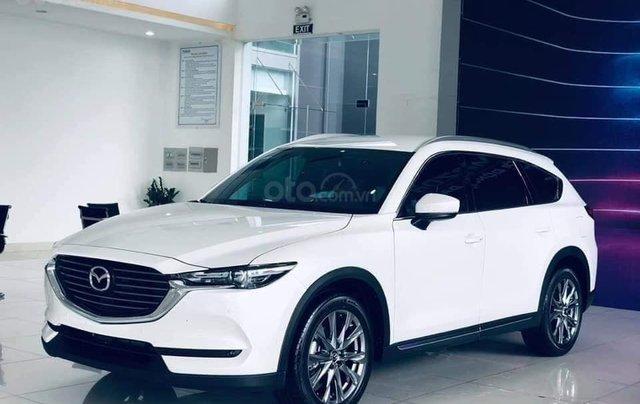 Mazda CX8 sẵn xe, đủ màu giao ngay, tặng BHVC LH 09425608890