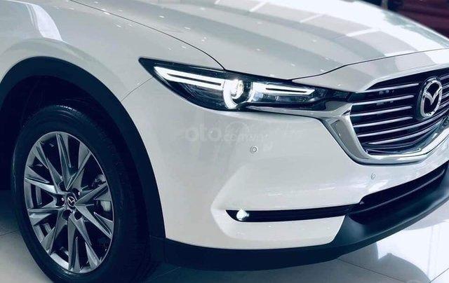 Mazda CX8 sẵn xe, đủ màu giao ngay, tặng BHVC LH 09425608895