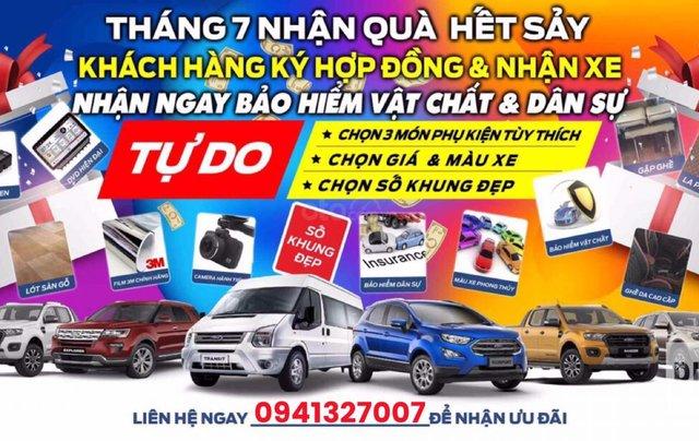 Bán Ford Everest nhập khẩu nguyên chiếc Thái Lan, quà tặng khủng, giá niêm yết 999tr6