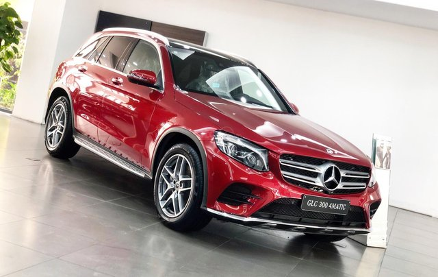 Giá xe Mercedes GLC300 2019 tốt nhất - Đủ màu giao ngay0