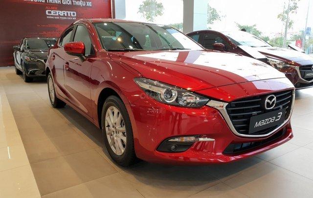 Bán Mazda 3 2019, miễn phí thay nhớt bảo dưỡng 3 năm1