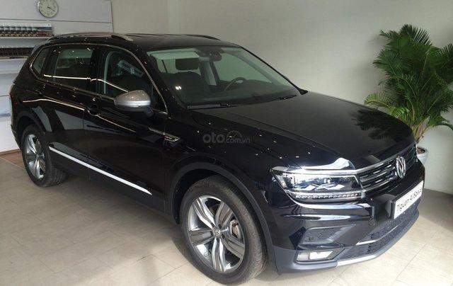 Cần bán xe nhập khẩu Volkswagen Tiguan Allspace - 2018 - Màu đen1