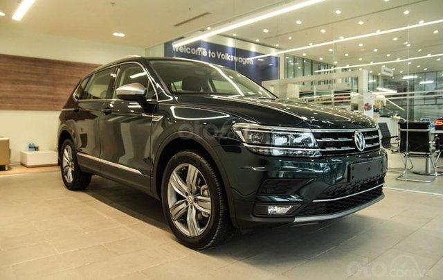 Cần bán xe nhập khẩu Volkswagen Tiguan Allspace - 2018 - Màu đen0