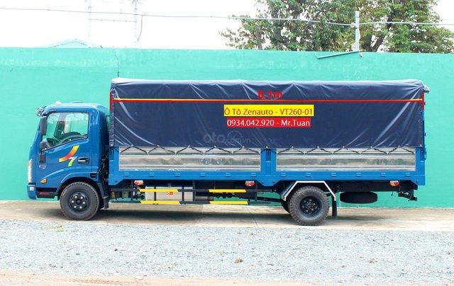 Bán Veam VT260-1 thùng dài 6M1, 1 tấn 9, động cơ Isuzu 20190