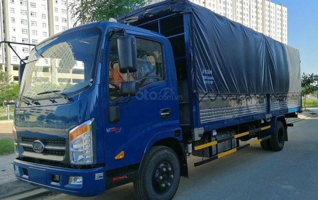 Bán Veam VT260-1 thùng dài 6M1, 1 tấn 9, động cơ Isuzu 20193