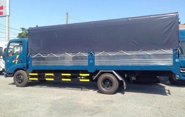 Bán Veam VT260-1 thùng dài 6M1, 1 tấn 9, động cơ Isuzu 20192