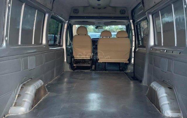 Bán Ford Transit van 6 chỗ, 900kg sản xuất 2009, màu bạc6