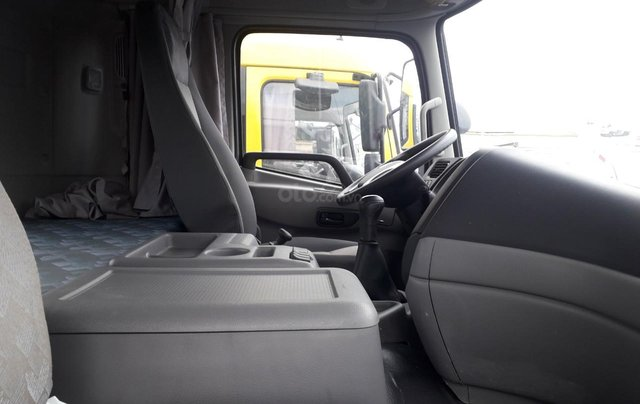 Xe tải Dongfeng 4 chân tải trọng 17 tấn 9, nhập khẩu, đời 20176