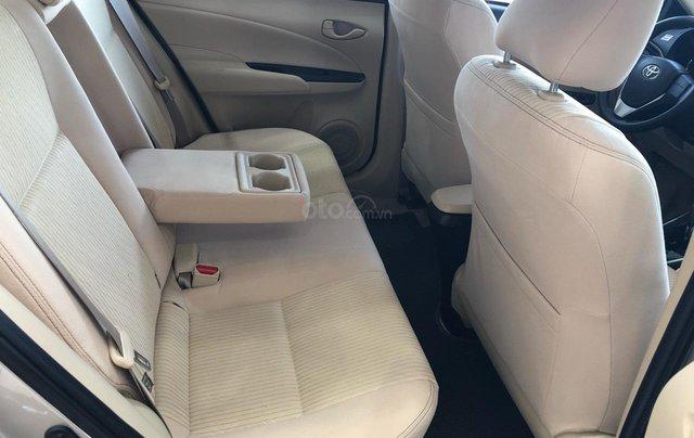 Bán xe chính hãng chiếc xe Toyota Vios 1.5E - đời 2019 - Có sẵn xe - giao ngay2