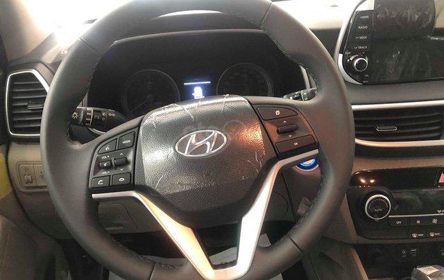 Bán Hyundai Tucson 2.0 tiêu chuẩn trắng 2019 - đủ màu, tặng 10-15 triệu - nhiều ưu đãi, LH: 09648989324