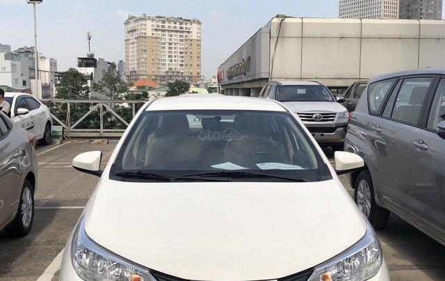 Toyota Vios E MT 2020-Mừng Tết Canh Tý bán giá hợp lý-xe đủ màu giao ngay-trả 150trđ nhận xe-LH 09019233990