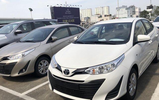 Toyota Vios E MT 2020-Mừng Tết Canh Tý bán giá hợp lý-xe đủ màu giao ngay-trả 150trđ nhận xe-LH 09019233991