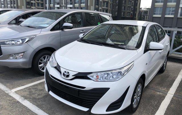 Toyota Vios E MT 2020-Mừng Tết Canh Tý bán giá hợp lý-xe đủ màu giao ngay-trả 150trđ nhận xe-LH 09019233994