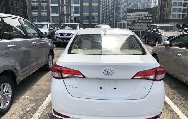 Toyota Vios E MT 2020-Mừng Tết Canh Tý bán giá hợp lý-xe đủ màu giao ngay-trả 150trđ nhận xe-LH 09019233995