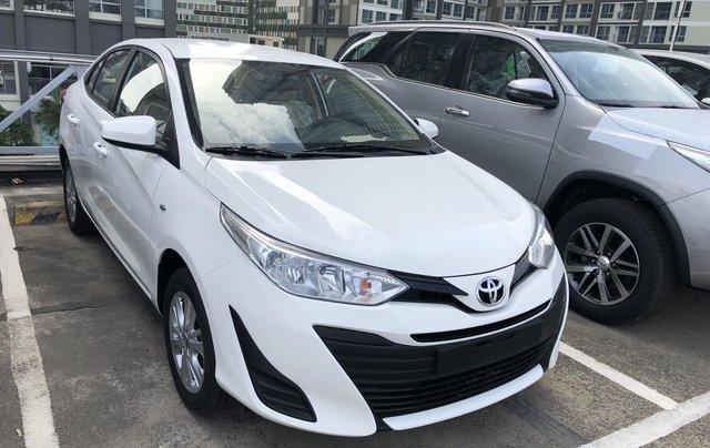 Toyota Vios E MT 2020-Mừng Tết Canh Tý bán giá hợp lý-xe đủ màu giao ngay-trả 150trđ nhận xe-LH 09019233996