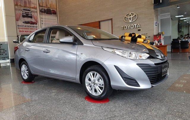 Toyota Vios E MT 2020-Mừng Tết Canh Tý bán giá hợp lý-xe đủ màu giao ngay-trả 150tr nhận xe-LH 09019233991