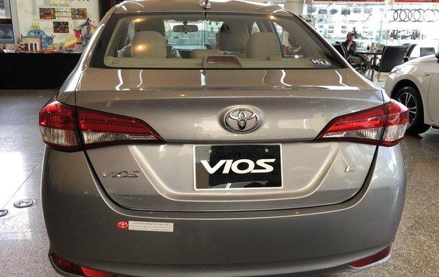 Toyota Vios E MT 2020-Mừng Tết Canh Tý bán giá hợp lý-xe đủ màu giao ngay-trả 150tr nhận xe-LH 09019233992