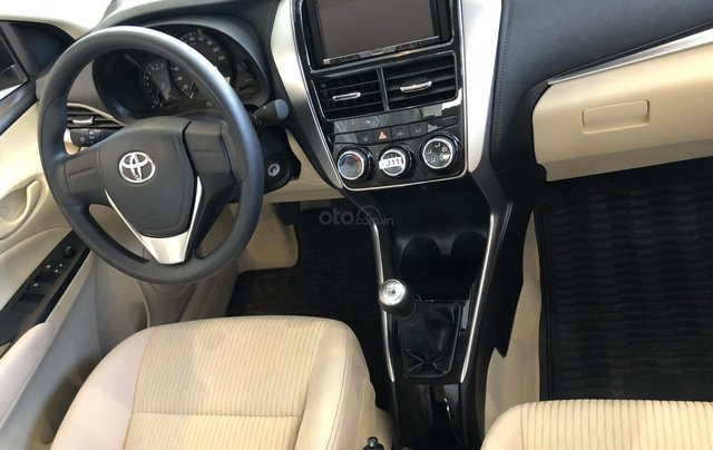 Toyota Vios E MT 2020-Mừng Tết Canh Tý bán giá hợp lý-xe đủ màu giao ngay-trả 150tr nhận xe-LH 09019233995